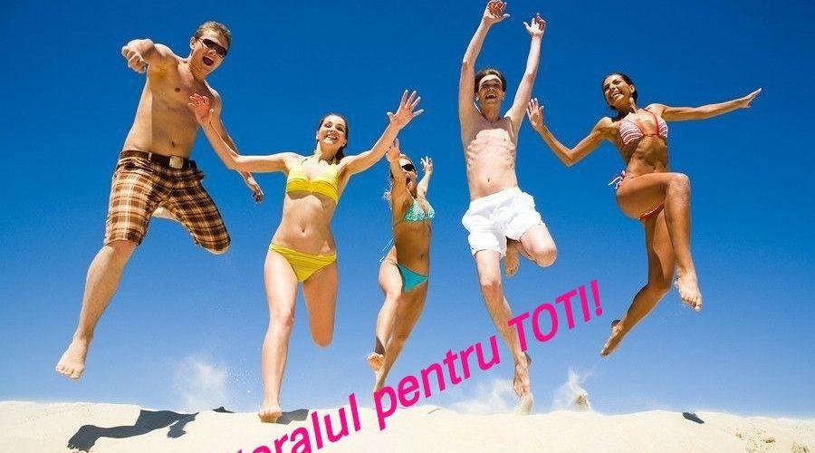 """""""Litoralul pentru toți"""". S-a dat startul vacanțelor ieftine la mare!"""