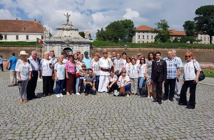 Astriștii dejeni, la Alba Iulia