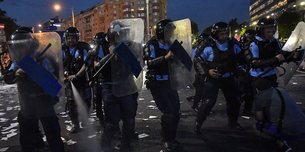 Concluzia ministrului de interne: Jandarmii au fost victime în Piața Victoriei!