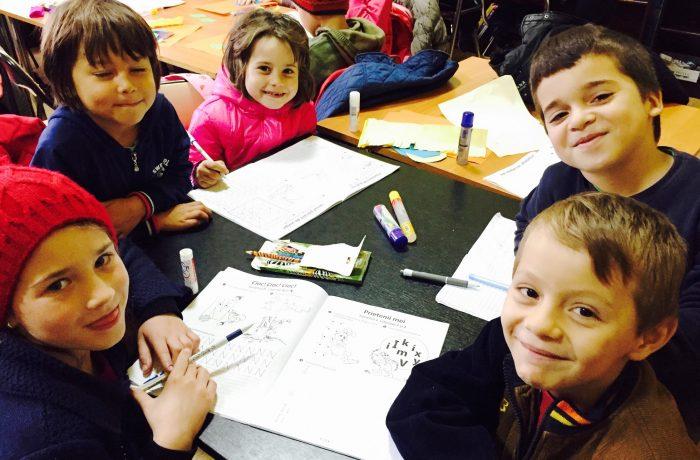 """Centre sociale """"Școala după școală"""",  pentru copiii din mediul rural"""