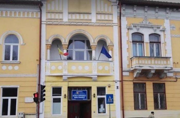 """Școala """"Mihai Eminescu"""" se modernizează"""