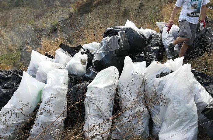 """""""Ziua Naţională de Curăţenie"""" în județul Cluj"""
