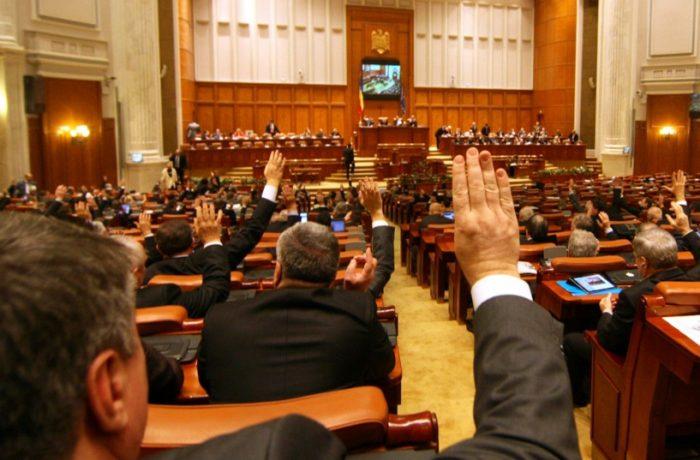 Senatul a respins ordonanța alegerilor anticipate