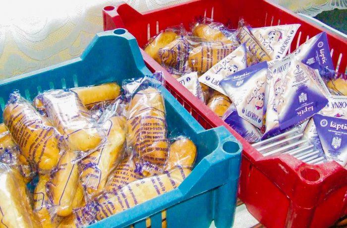 Laptele, cornul și fructele s-au blocat în consiliile județene