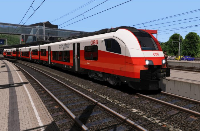 Trenuri austriece pe ruta Viena-Cluj