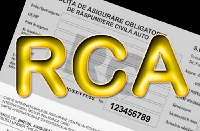 Asigurarea RCA pentru persoane fizice se scumpeşte