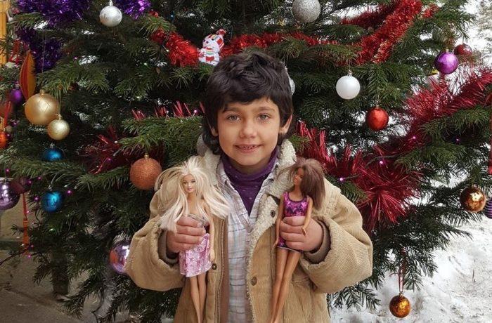 Fii Moș Crăciun, pentru copilul din tine!
