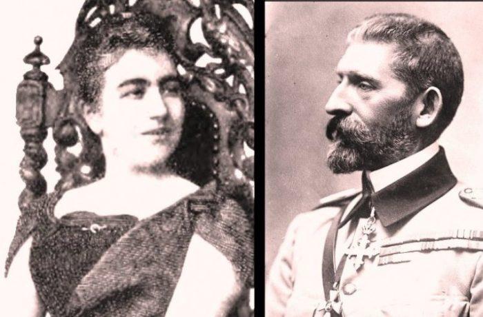 Elena Văcărescu, prima iubire a lui Ferdinand al României