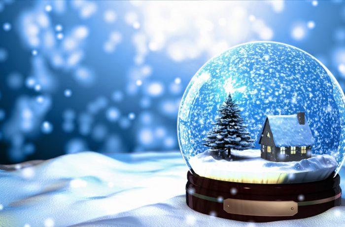 În luna ianuarie, se deschid cerurile!