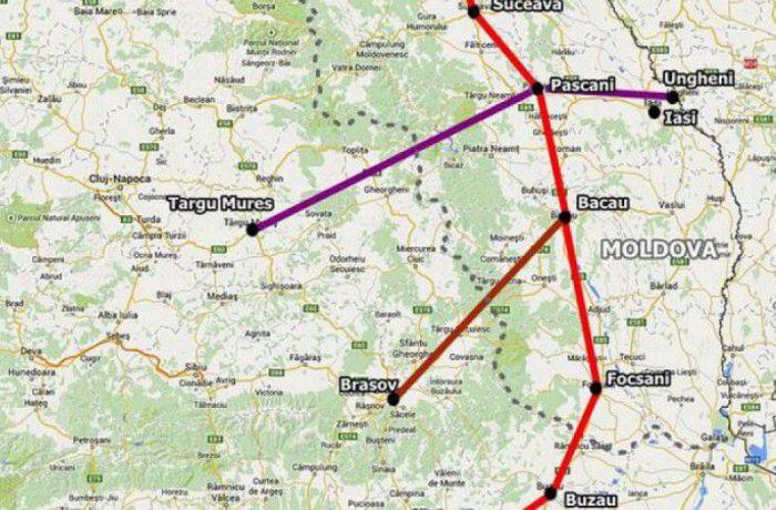 Finanţarea Autostrăzii Unirii intră în epoca protestelor