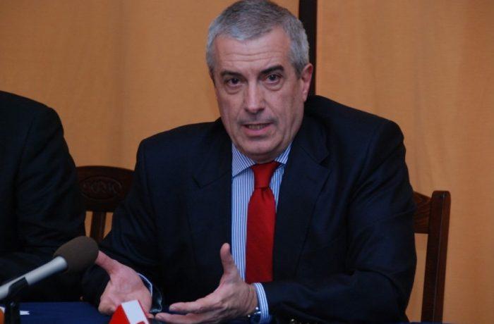 Tăriceanu se vrea președintele tuturor românilor!