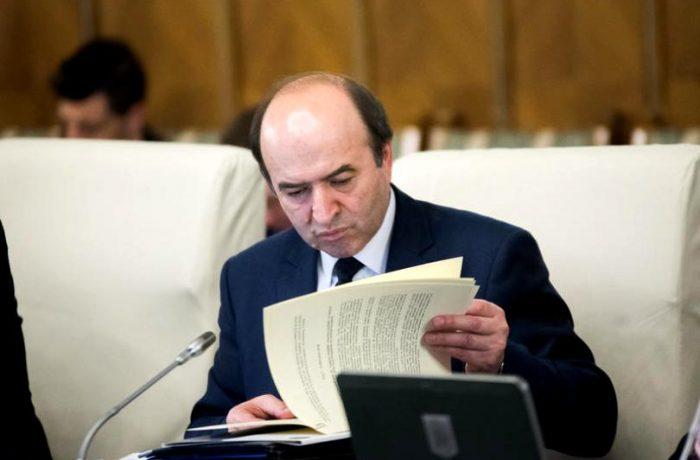 Ministrul Toader a pregătit OUG care îl poate scăpa pe Dragnea de condamnare