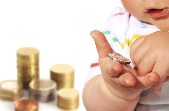 ALOCAŢIILE pentru copii, majorate de la 1 aprilie