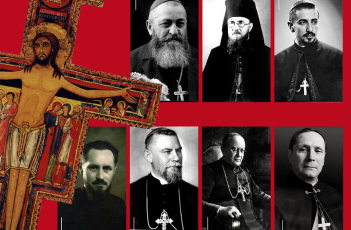 Moaștele unor episcopi greco-catolici, beatificați de Papa Francisc, vor fi depuse la biserici