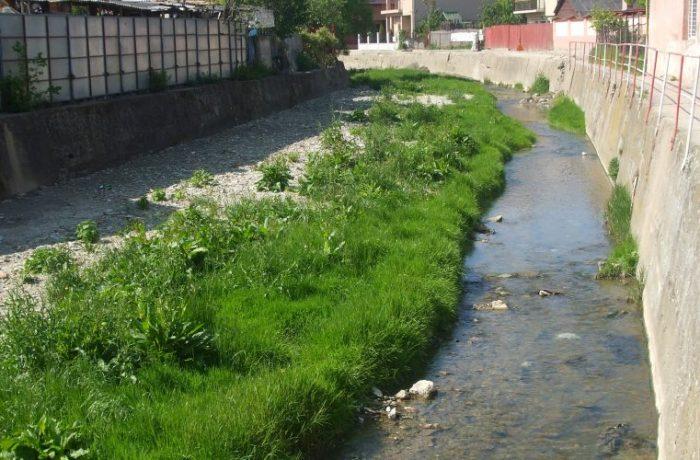 Lucrări de amenajare pe Valea Salcă,  Valea Olpret și Someșul Mic, pe sectorul Cluj-Dej