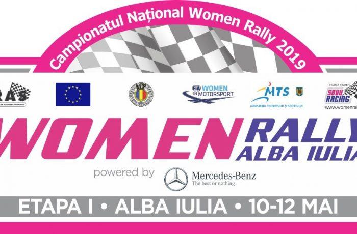 Start în Campionatul Women Rally 2019