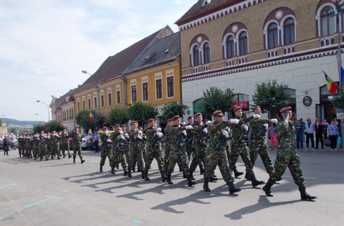 Astăzi, 30 aprilie,  sărbătorim Ziua Infanteriei Române