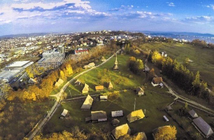 "Se extinde Parcul Etnografic  ,,Romulus Vuia"" din Cluj"