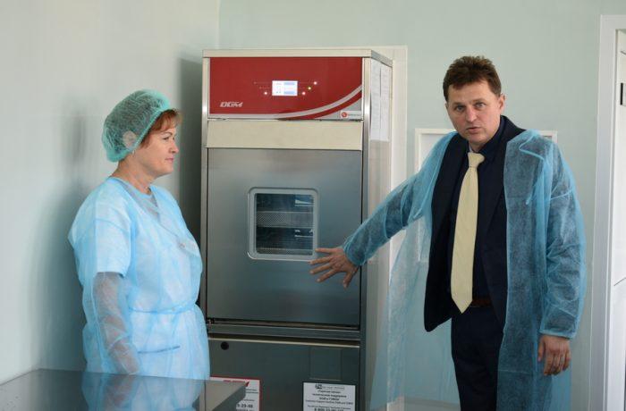 """""""Actul medical a primit o nouă dimensiune""""  la Dej"""