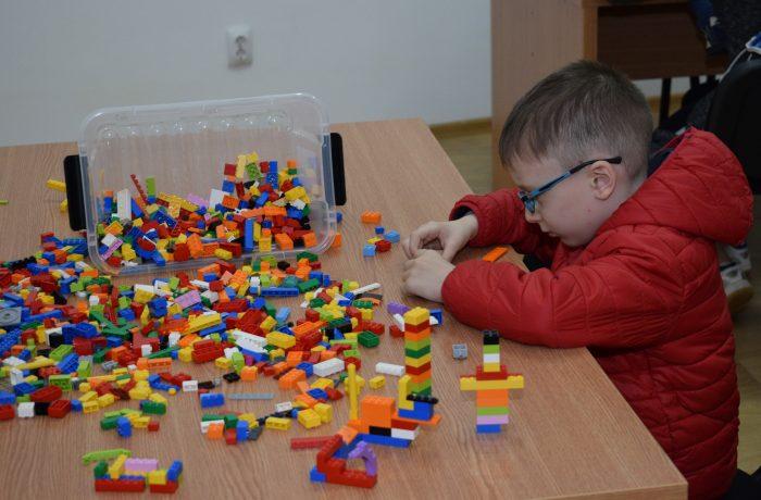 Expoziție LEGO  la Muzeul Municipal Dej