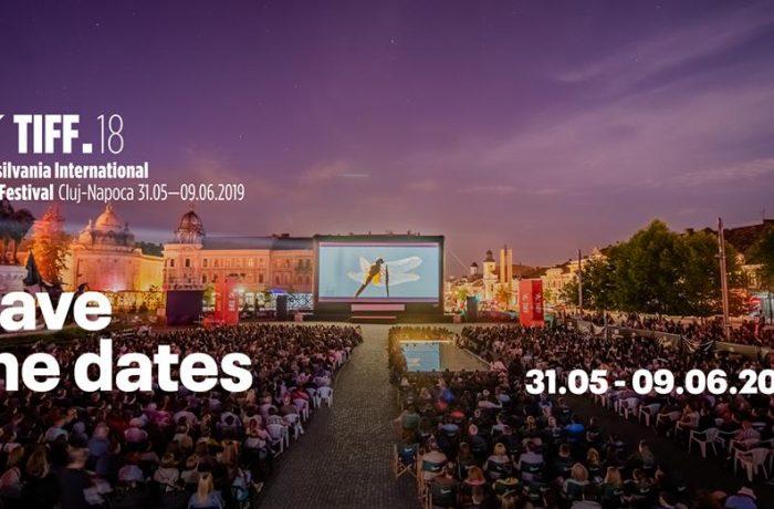 Festivalul Internațional de Film Transilvania – TIFF`18