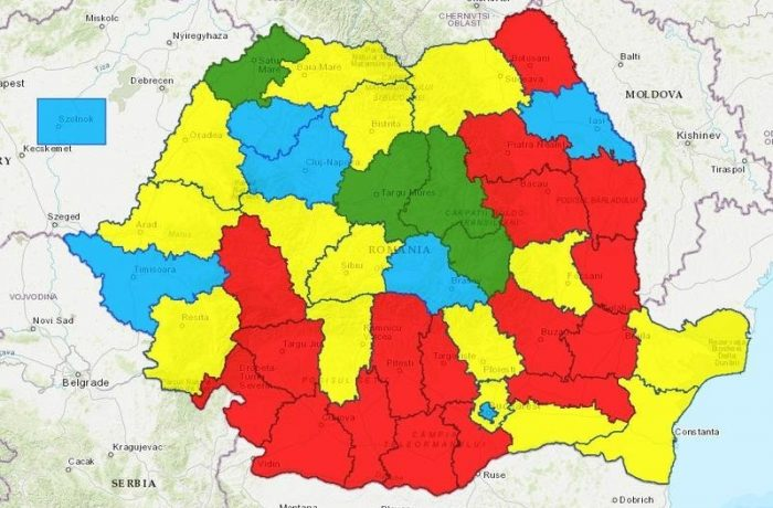 Câte voturi au primit partidele în județul Cluj – rezultate finale