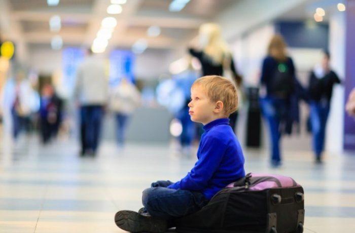 Condițiile legale pentru deplasarea copiilor în străinătate