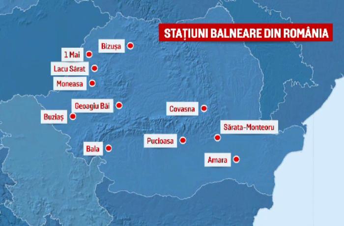 Județul Cluj:  4.282  de bilete de tratament pentru pensionari