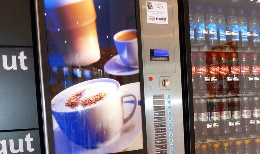 Toate automatele cu produse trebuie să emită și bon fiscal, începând din 2020