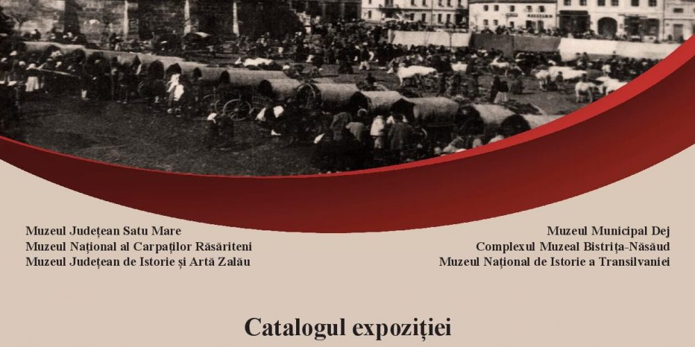 """Expoziția """"Drumul Sării – Drumul Țării"""", la Muzeul Municipal Dej"""