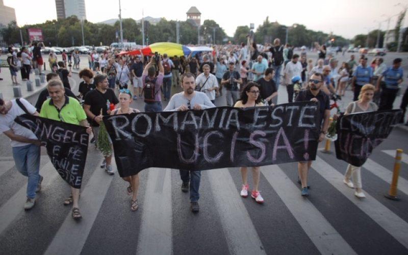 Proteste în ţară declanşate de cazul de la Caracal