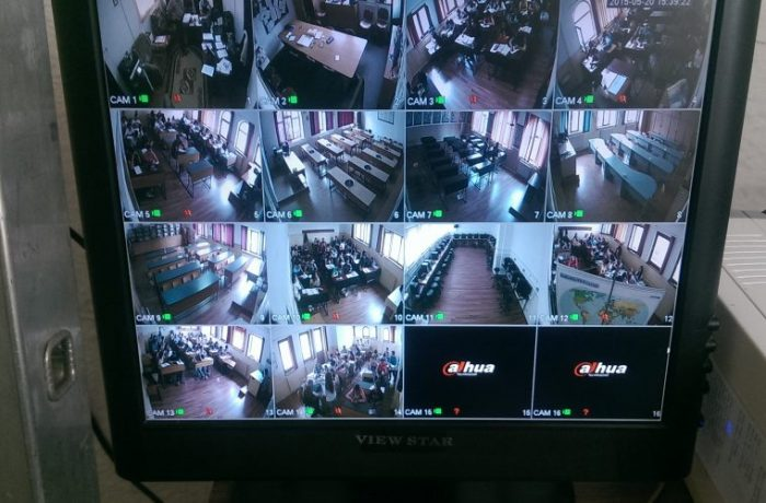 MAI: În 6.365 de şcoli din România nu este asigurată paza şi protecţia elevilor nici cu paznic, nici prin camere video