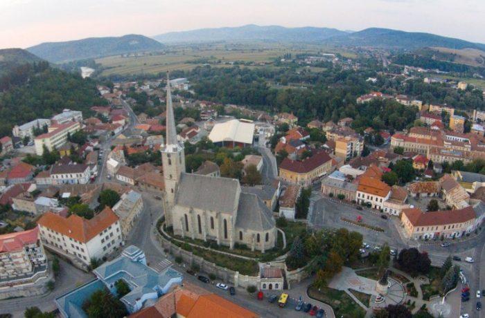 Dejul este printre primele municipii cu cele mai multe fonduri europene contractate