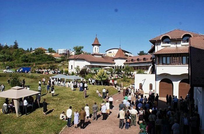 Sărbătoare de hram și procesiune greco-catolică la Cluj, cu prilejul Nașterii Maicii Domnului