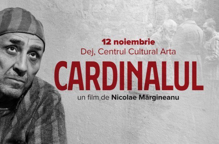 """Filmul """"Cardinalul""""  – la Centrul Cultural """"ARTA"""" din Dej (Video)"""