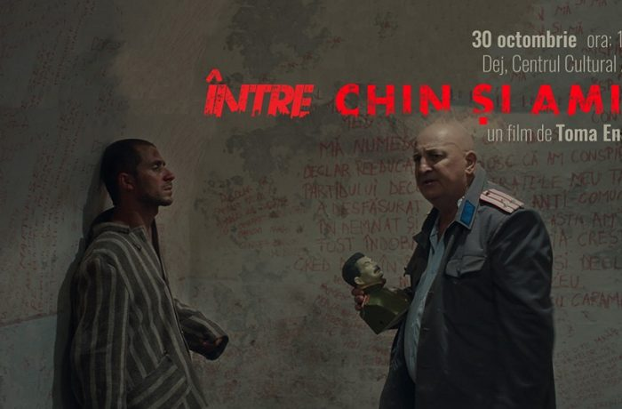 """Filmul """"Între Chin și Amin"""", o radiografie a """"experimentului Pitești"""" va rula și la Dej"""