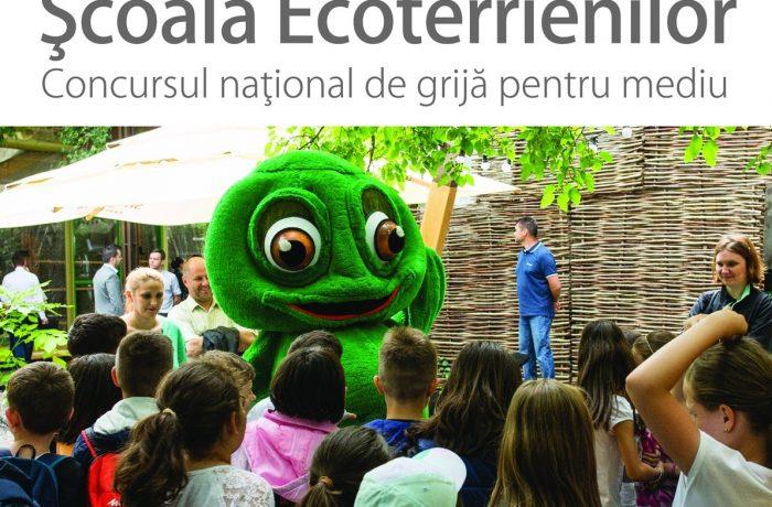 """A început  """"Școala Ecoterrienilor""""!"""