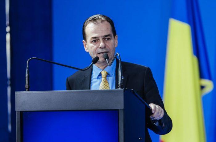 Ludovic Orban, încurcat de instituțiile democratice ale statului