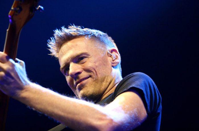 BRYAN  ADAMS, în concert la Cluj!