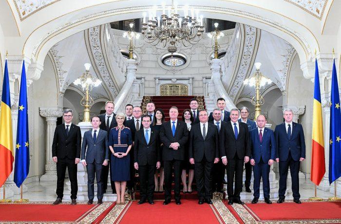 Guvernul Orban a primit votul de învestitură al Parlamentului