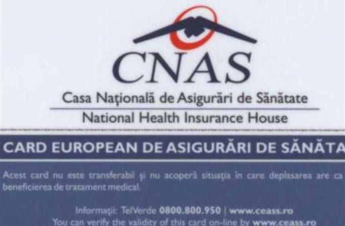 Începând de astăzi, vom avea din nou carduri europene de sănătate