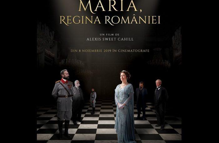 """""""Maria, Regina României"""" a intrat pe marile ecrane (Video)"""
