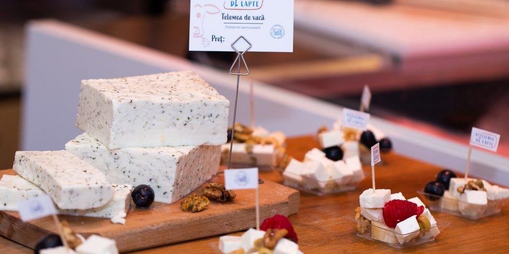Brânzeturile artizanale garantate de Frăția Bacilor Ardeleni