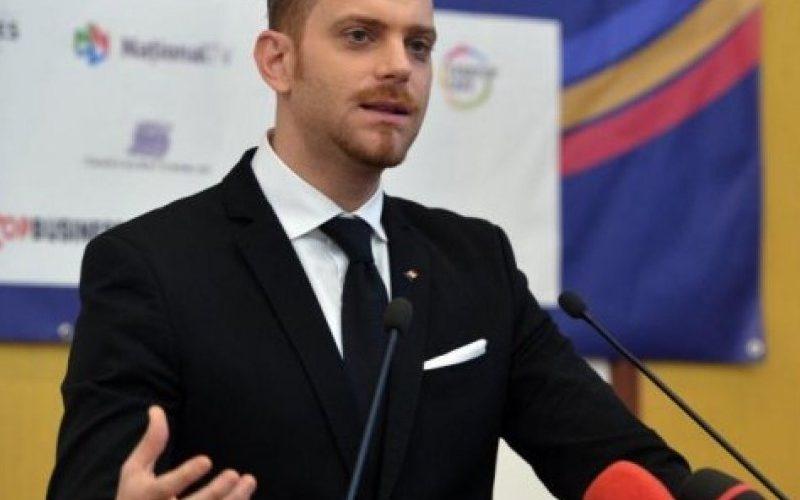 Ilan Laufer a anunţat că lansează Platforma Social Liberală la Cluj
