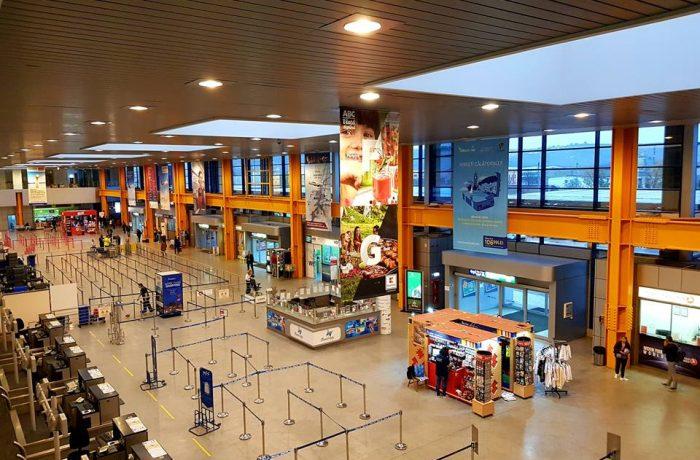 Aeroportul Internaţional Cluj va avea o linie specială de acces, pentru pasagerii care vin din China