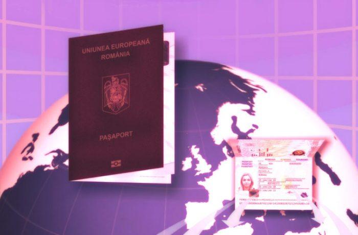 Top 5 cele mai puternice pașapoarte în 2020