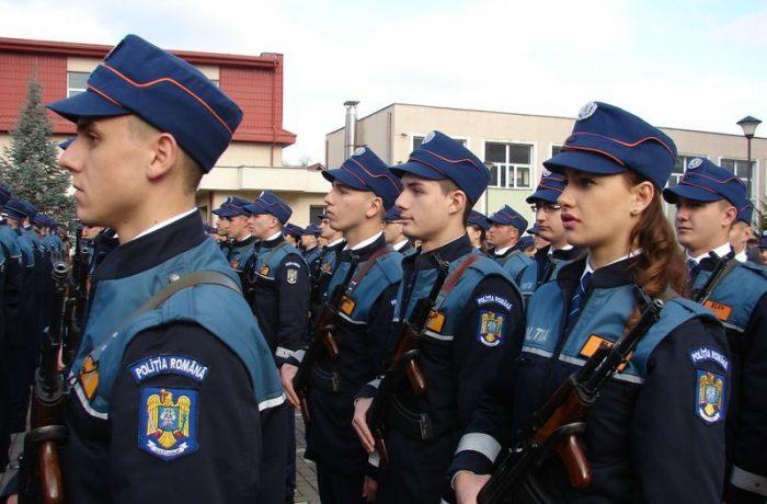 S-a încheiat sesiunea de admitere la școlile de agenți de poliție