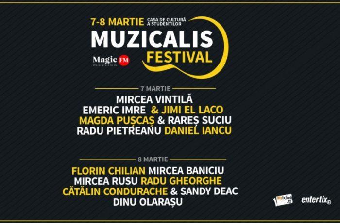 MUSICALIS, festival de folk&rock, la Cluj