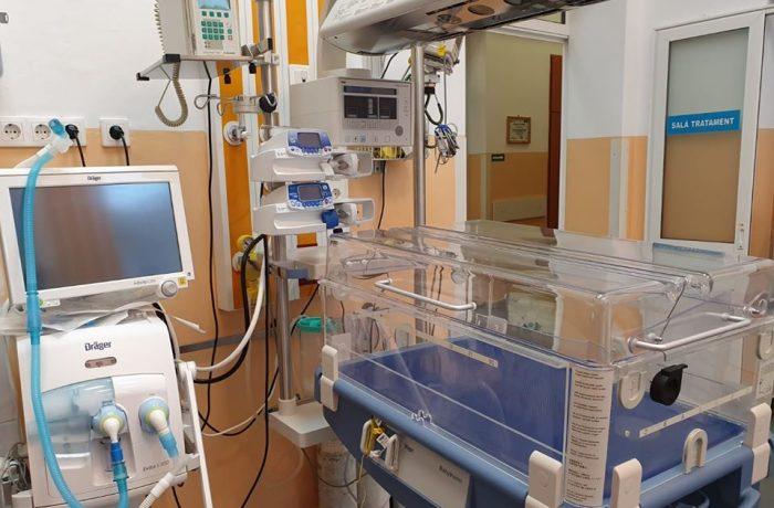 Echipamente medicale ultraperformante pentru Spitalul de Copii din Cluj