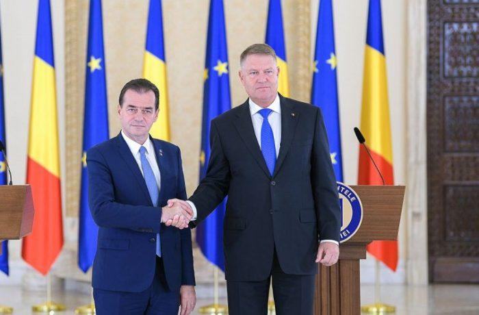 Se pregătește Guvernul Orban 2